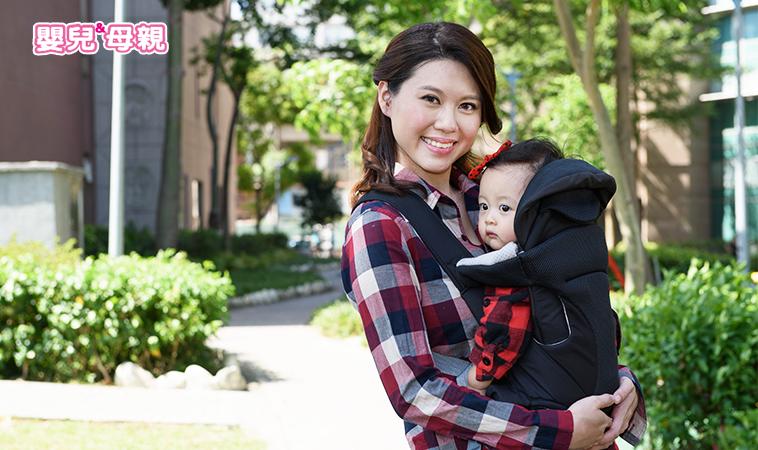 輕便外出好幫手~揹巾背帶帶著寶寶到處跑