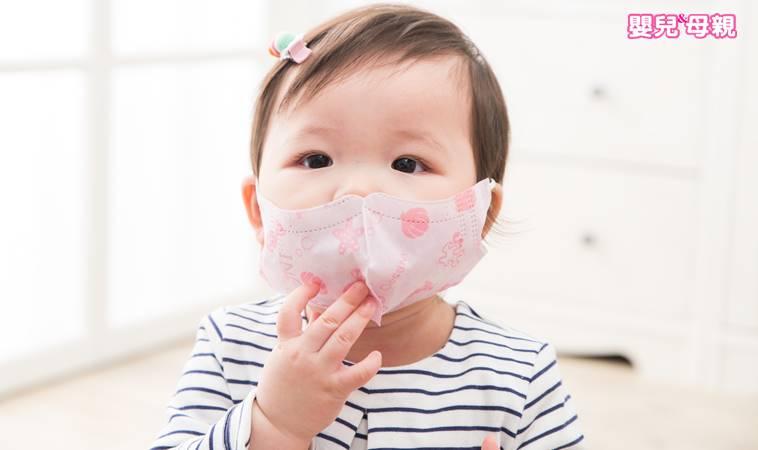 1歲以下不適合戴口罩?兒童口罩怎麼選、怎麼戴?