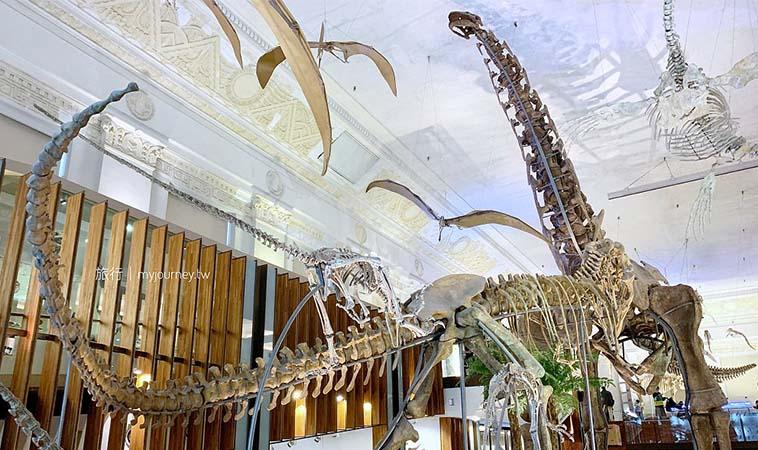 銀行裡面也能看恐龍!土銀台博館一日遊