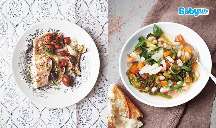 單鍋料理輕鬆上菜,一鍋搞定健康美味!