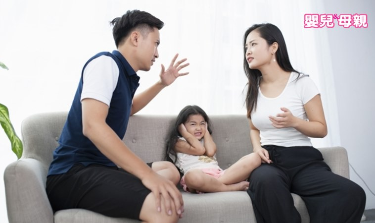 別把孩子當作不離婚的藉口!惡劣的婚姻品質只會讓孩子懷疑自己
