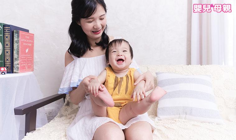 生氣、開心、會忌妒,寶寶EQ這樣發展!解決孩子情緒失控!四步驟搞定不哭鬧