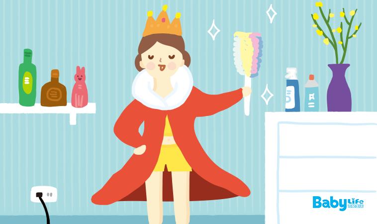 輕鬆打造乾淨的家 妳就是家事女王,10分鐘聰明打掃術