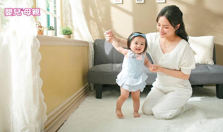 北鼻滿4個月脖子還是軟趴趴?幫0~1歲孩子鍛鍊肌力,你可以這樣做!