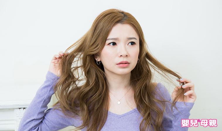 產後掉髮超嚴重?可以這麼做
