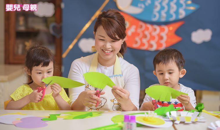 防疫不出門也能很有趣!3種DIY遊戲幫助孩子五感發展