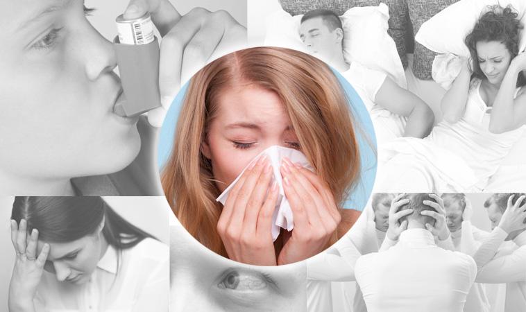 鼻過敏可能的併發症有哪些?