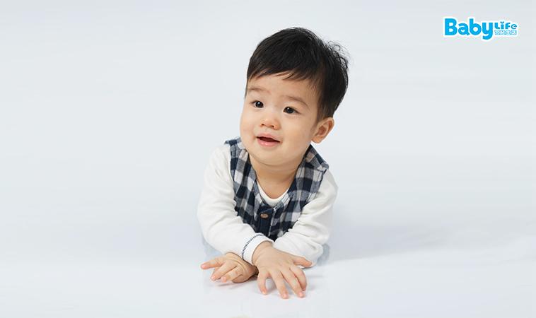 寶寶會自己穿脫衣物了嗎?