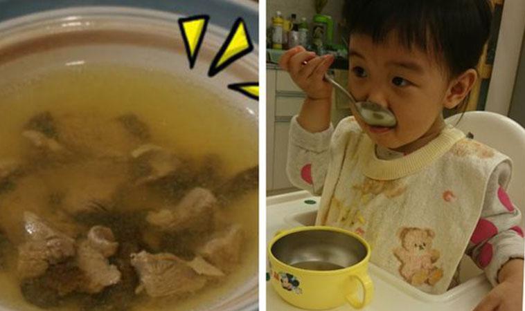 孩子食慾低落,自製開胃妙方改善胃口