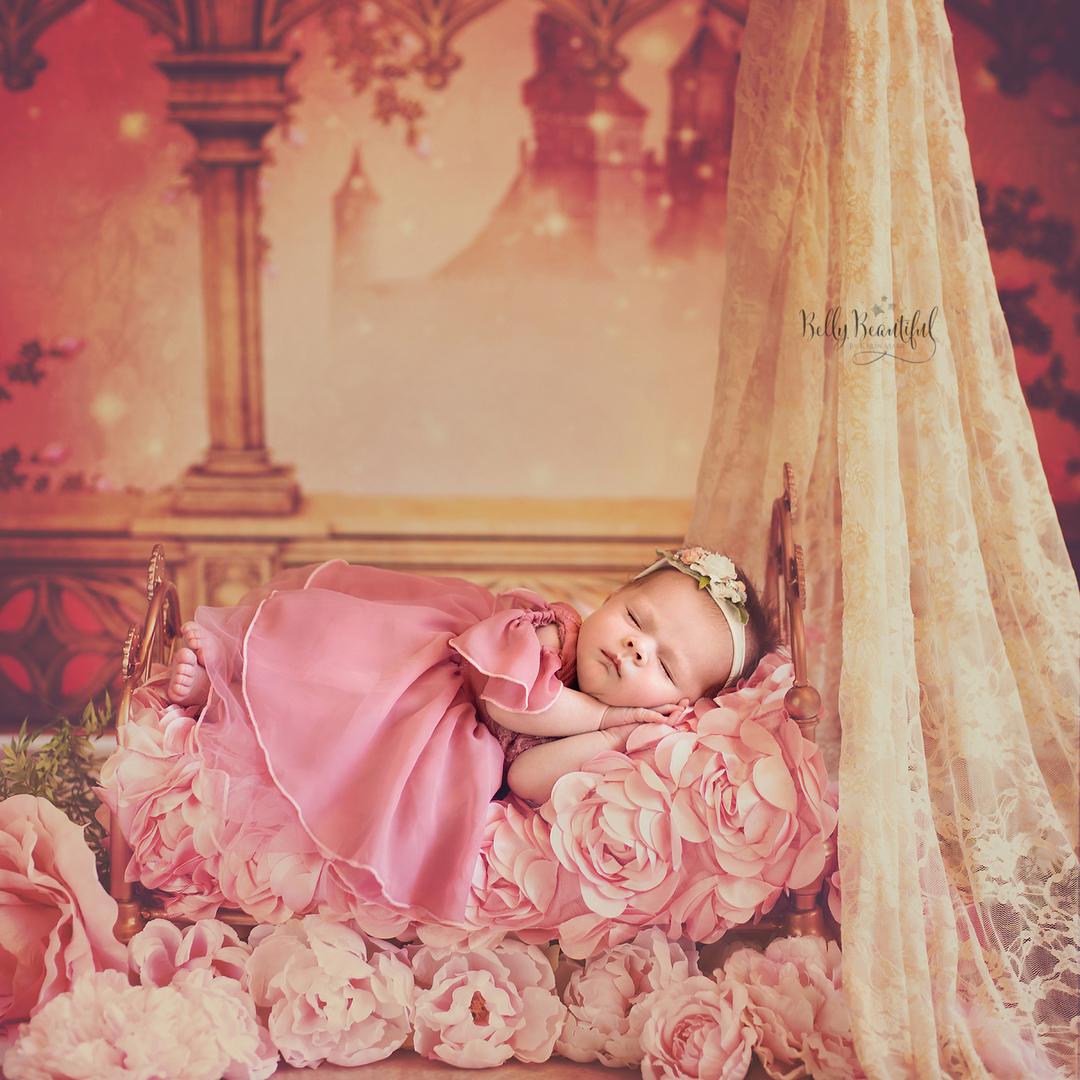 寶寶寫真:睡美人