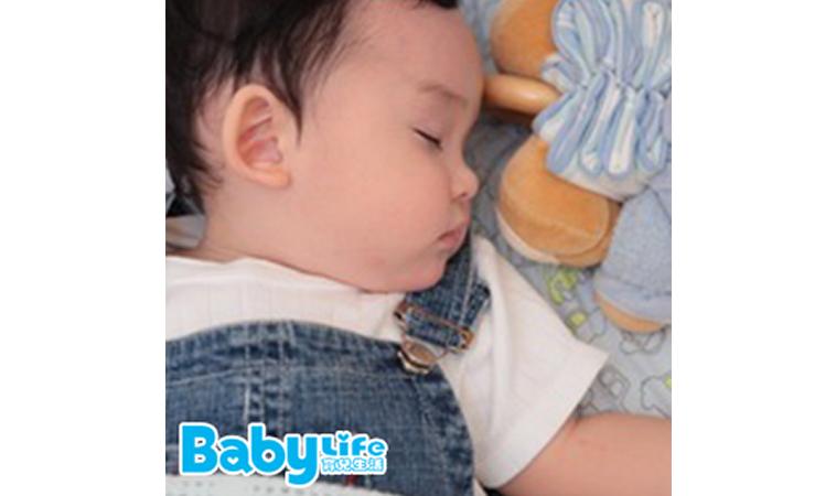 寶寶的午睡世界