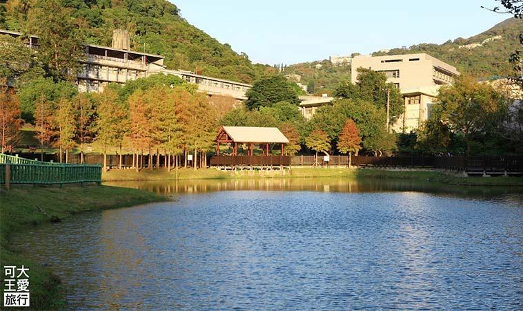 台北一日遊,一覽士林雲山水秘境