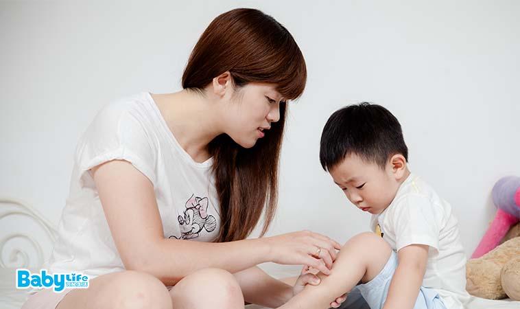 當孩子痛很久又難動彈時…別把特發性關節炎錯當成長痛