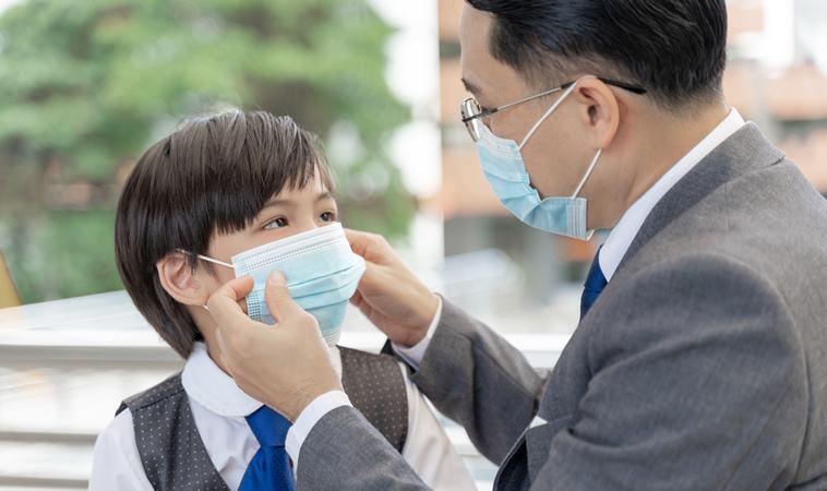 孩子突然停課、被匡列隔離,怎麼辦?醫師7提醒:父母更危險!
