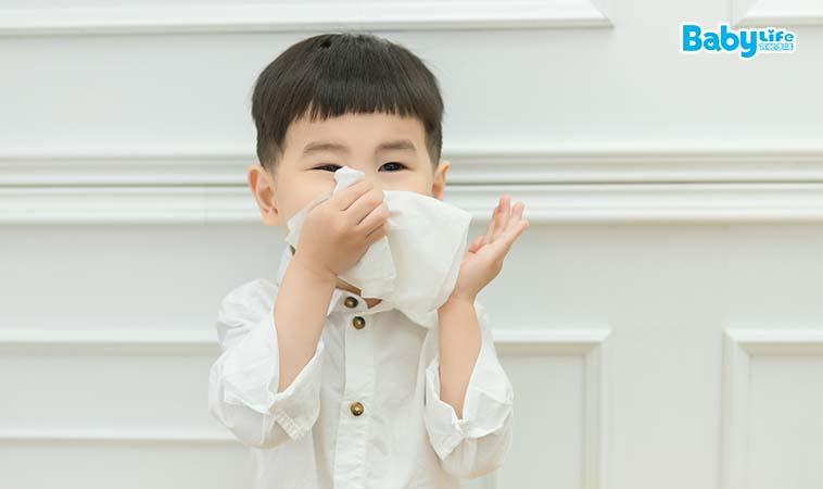 寶寶鼻涕倒流可以解決嗎?醫師這樣說