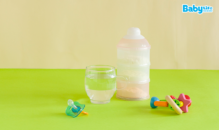 小心寶寶喝配方奶也喝下「鉛」!飲用水4重點,你一定要知道