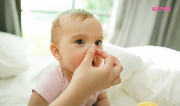 鼻塞了,呼吸不順怎麼辦?寶寶鼻塞用6招護理,避免3大禁忌
