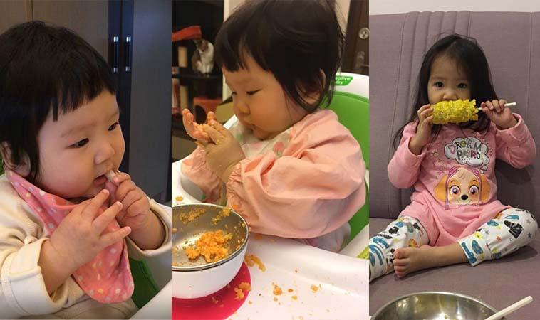 寶寶可以吃副食品囉!先從手指食物開始吧