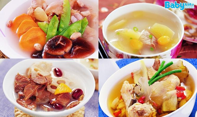 一鍋煲湯暖心田!4道秋冬的美味燉料理