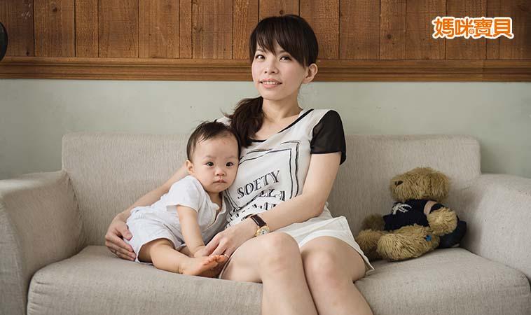 懷孕媽媽的身材