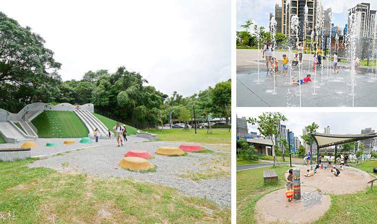 新北市親子景點,斬龍山遺址文化公園