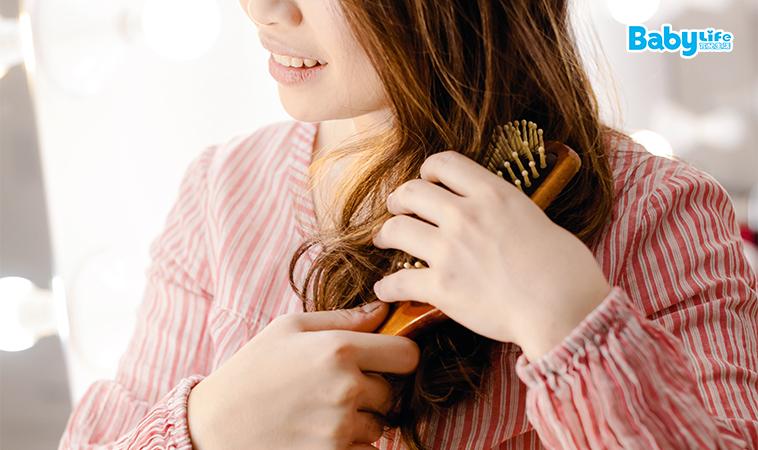 產後狂掉髮,別驚慌!6大QA+3方向教妳正確護髮!