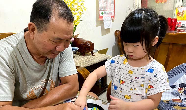 我是做工人的女兒,我以做工的爸爸為驕傲!