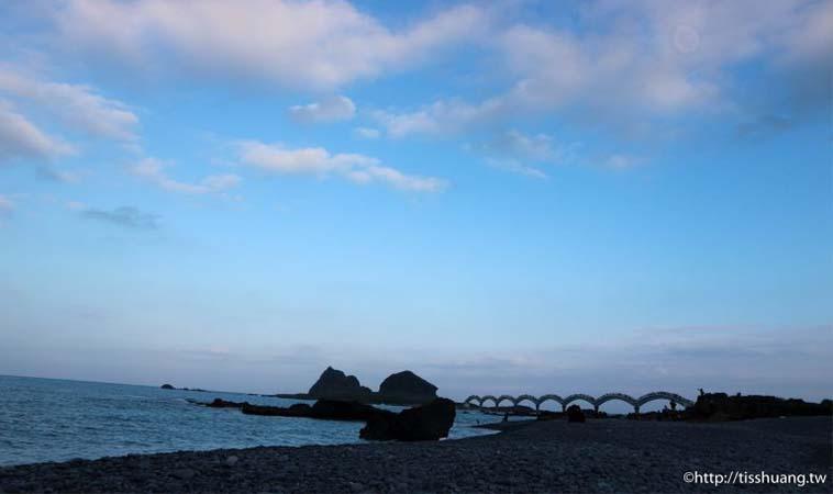 台東必遊景點,美翻的三仙台跨海步橋