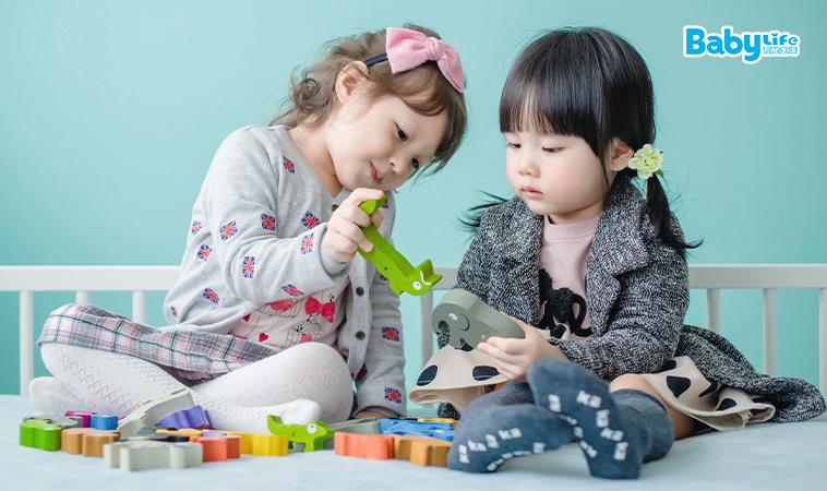 教導孩子樂於分享