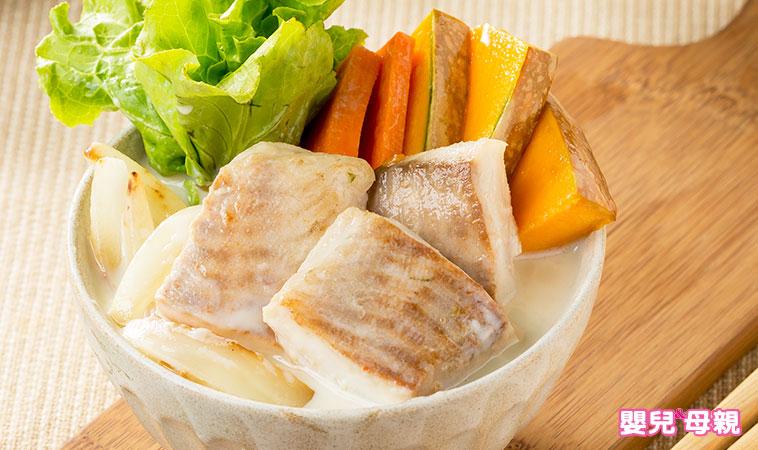營養師把關輕鬆料理  魚片豆奶湯