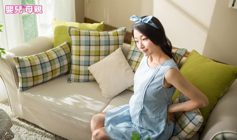 可能痛到生產後!6招預防懷孕骨盆痛