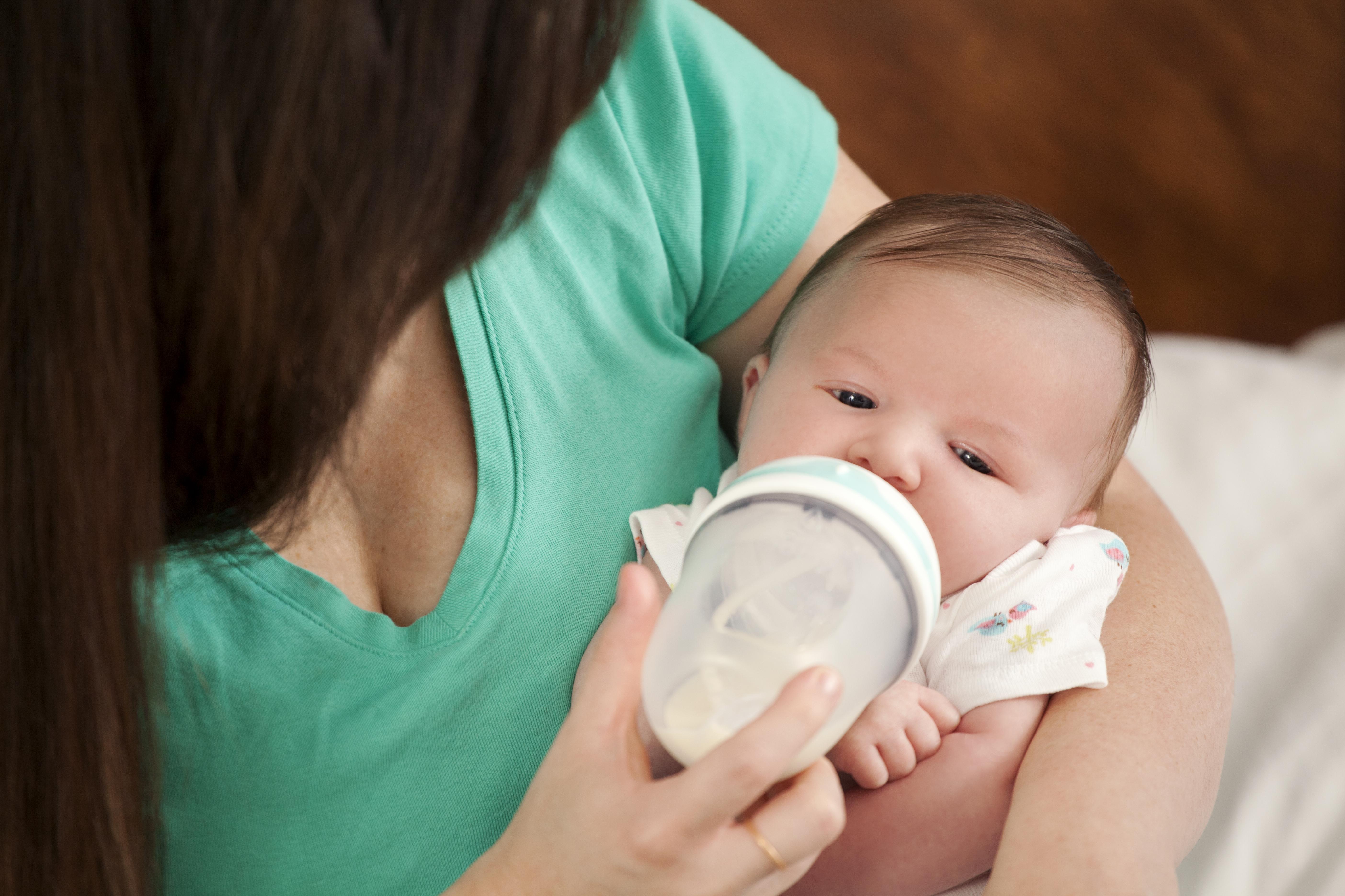 奶瓶大突破!徹底化解媽咪的餵奶困擾