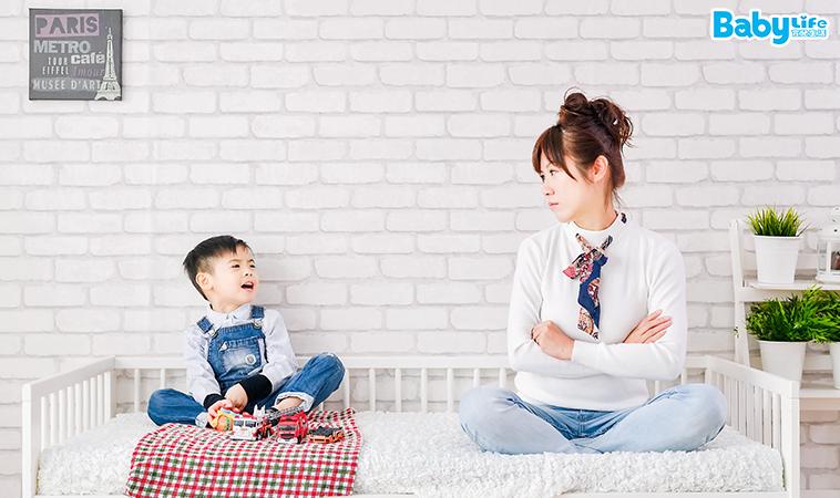孩子愛唱反調該怎麼辦?