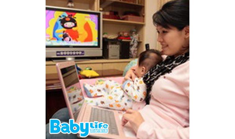 化解寶寶「電視危機」