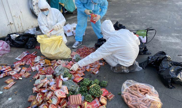 非洲豬瘟走私肉品流市面!查獲月餅、肉乾等可疑製品