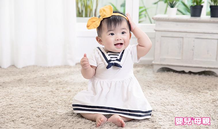 12種寶寶肢體語言,讓你看懂他的需求!