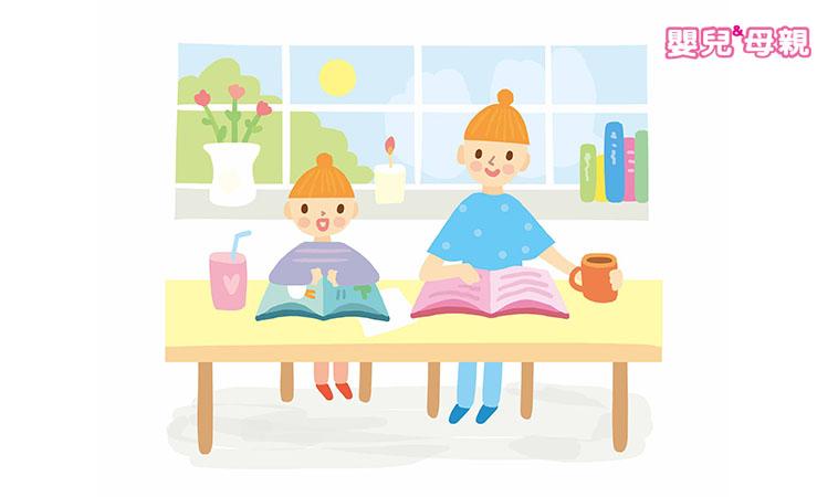 醫師傳授共讀技巧 促進孩童腦部發展 從親子共讀開始