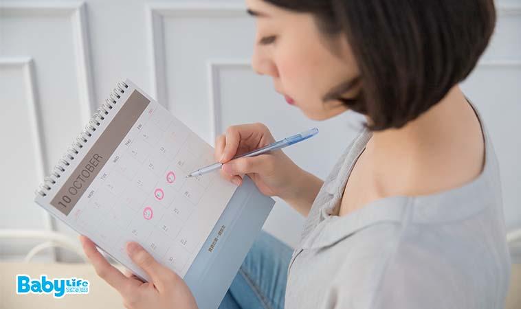月經週期失調,當心影響懷孕與內分泌