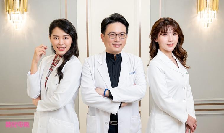 江坤俊X陳欣湄X許書華 3位暖心名醫、3種育兒經