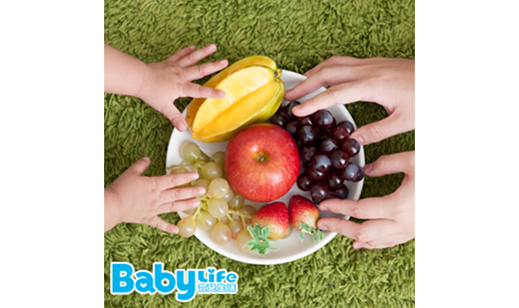3階段‧健康吃水果