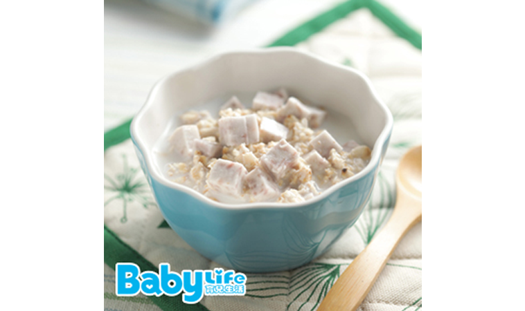 寶寶的根莖類副食品