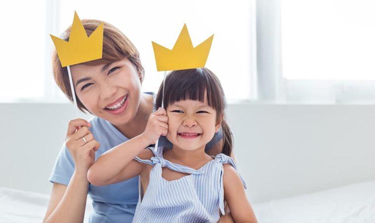5大類型的媽媽,妳屬於哪一種?