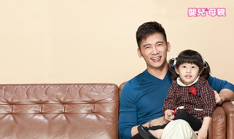 型男爸比溫昇豪  把女兒當情人