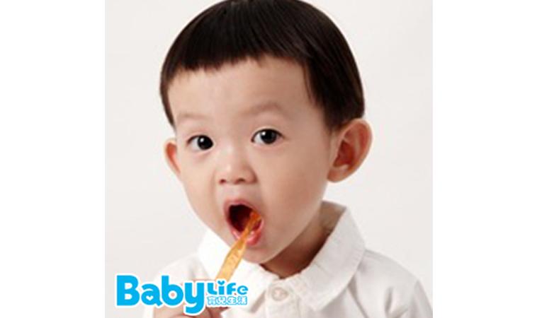 寶寶開始刷牙了沒?