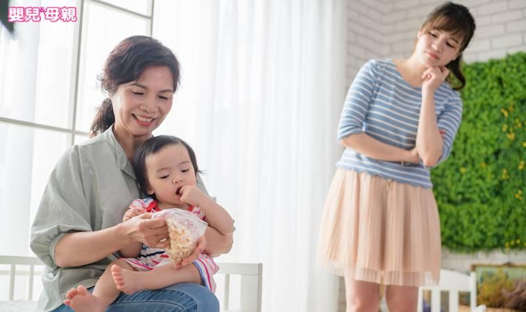 孩子都是跟你學的?4句讓媽媽聽了很厭世的「婆婆金句」