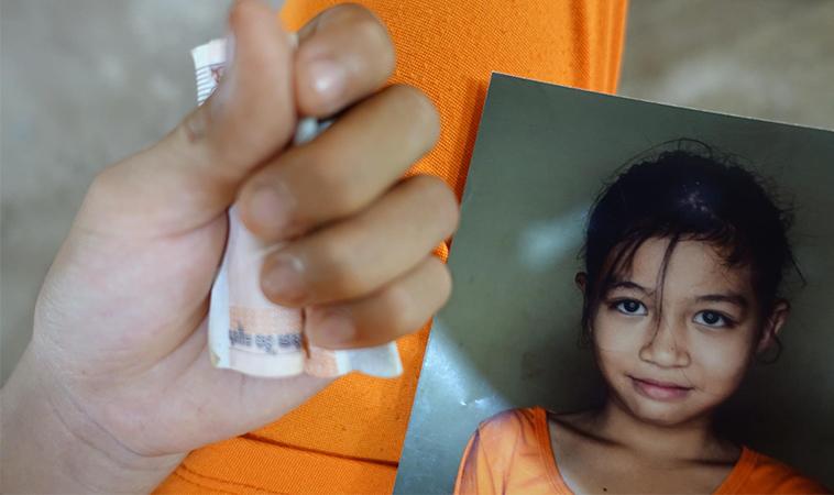 柬埔寨義診心得──生活貧困不是孩子自己願意的