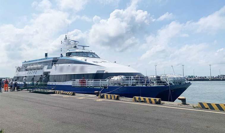澎湖親子旅行,小小孩可以搭船嗎?