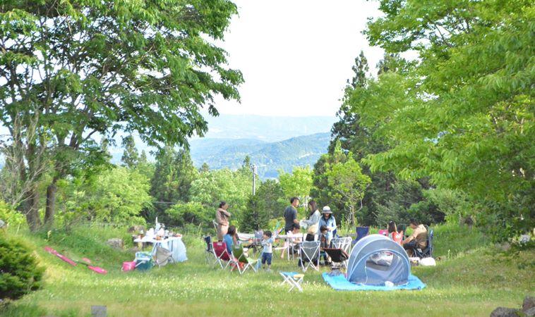 第一次露營,如何挑選適合的營地?