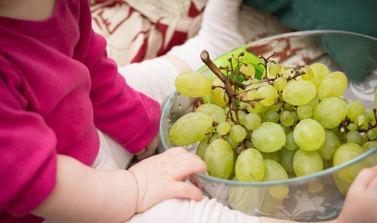 又是它!2歲童吃葡萄噎死,這些過年零食要當心!