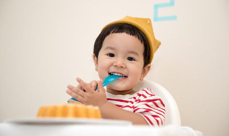 給寶寶的餐桌教育